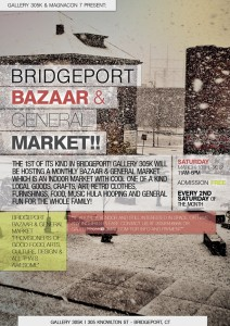 Bridgeport Bazaar 3/10/12